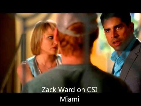 zack ward c s i m
