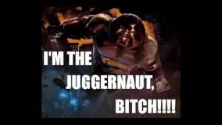 SoloDoloCeej-Yeah, Juggernaut Bitch