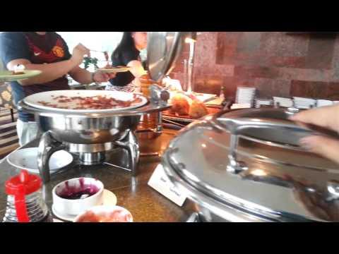 Breakfast Buffet At Acaci - Acacia Hotel