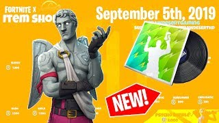 *NEW* Llama Beat Music Pack! FLAPPER EMOTE RETURNS! Fortnite Season X