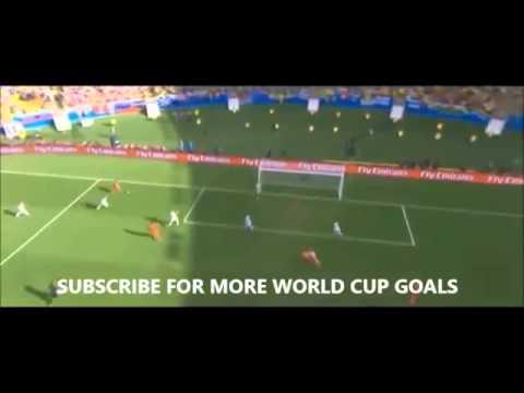 Divock Origi Amazing Goal 1-0 Belgium vs Russia World Cup 2014