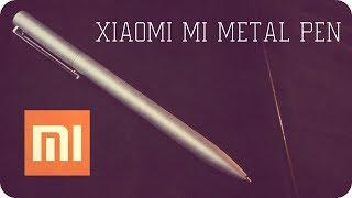🔴 Шариковая ручка Xiaomi Mi Metal Pen - Parker отдыхает!
