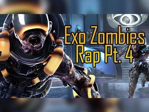"EXO ZOMBIES PT. 4 ""DESCENT"" ft. LaidySlayer"
