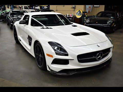 2014 Mercedes Benz SLS AMG Black Series - Road Test - Autosport Designs