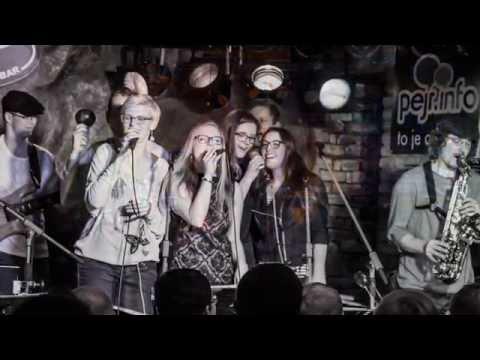 JazzPilgrim 2015 live - Music Bar Sklep Pelhřimov - [FullHD] Studio 365