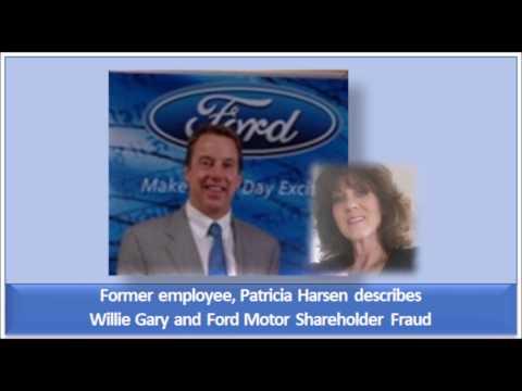 Harsen Describes Willie Gary & Ford Motor $51.5 Million Scam