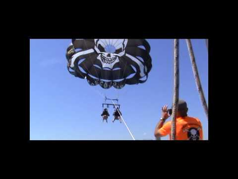 Promotional Video Clip - Pirate Parasailing, Fuengirola, Costa del Sol, Spain
