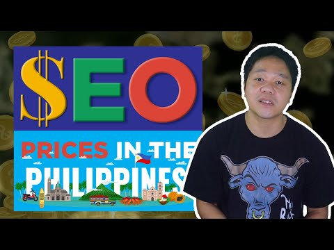 SEO Prices in the Philippines