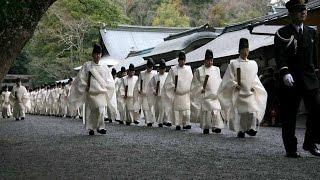 【海外の反応】「日本に心を奪われた」 伊勢神宮の光景に外国人が感動