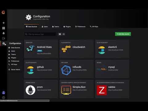 Grafana v5 0 Released   Grafana Labs