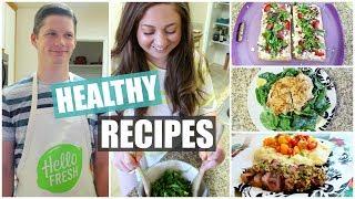 3 Easy + Healthy Summer Recipes!