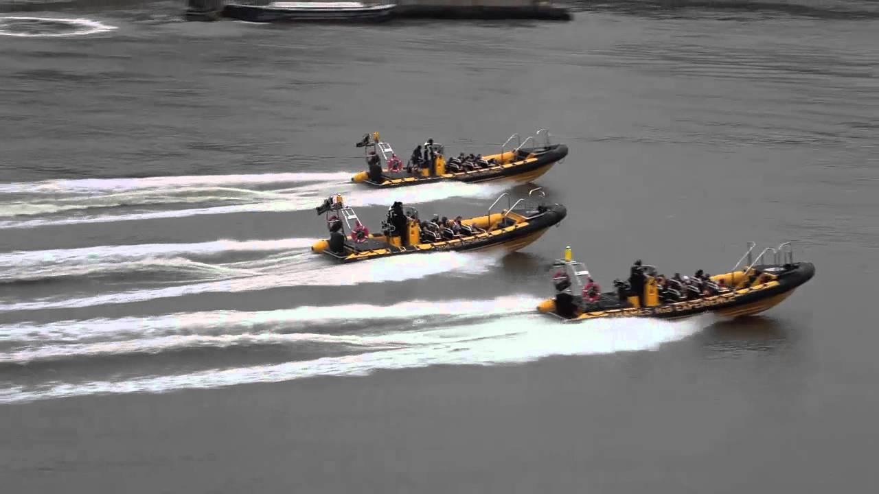 Thames Rib Experience Ribcraft 11.0 metres