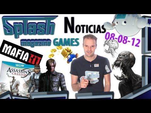 Noticias | Splash Magazine Games | 08-08-2012