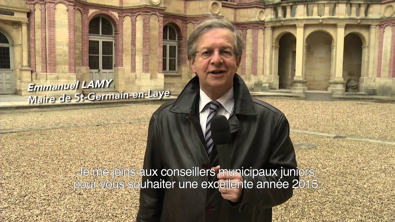 voeux 2015 emmanuel lamy maire de saint germain en laye youtube. Black Bedroom Furniture Sets. Home Design Ideas