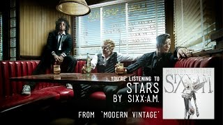 Sixx:A.M. - Stars (Audio Stream)