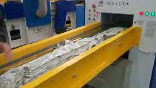 long yarn waste cutting machine