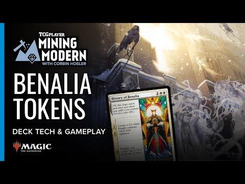 [MTG] Benalia Tokens   Mining Modern