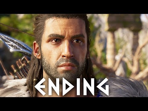 Assassin's Creed Odyssey FAMILY ENDING Gameplay Walkthrough Part 37
