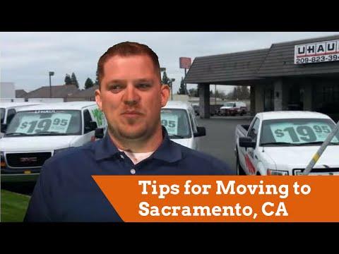 Tips for Moving to Sacramento, CA