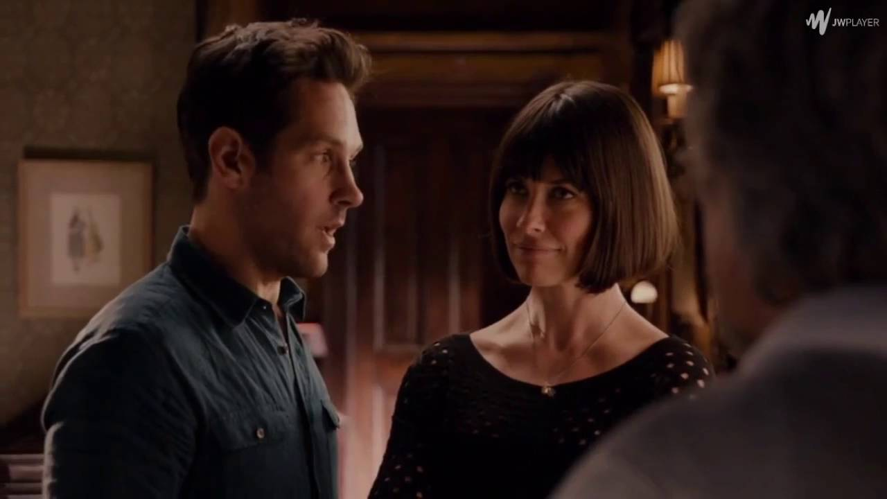 Ant Man Kiss Scene - YouTube 2dae82e035