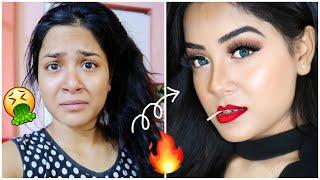 Extreme 24 HOUR Transformation Challenge!!! Nilanjana Dhar