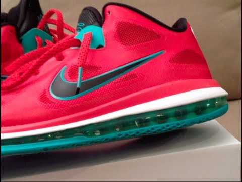 the latest 90690 af69a Shoe pickup Lebron 9 Low Liverpool with on feet footage - Yo