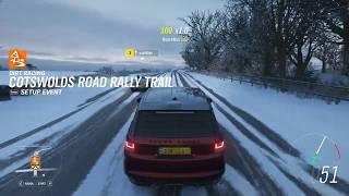 Land Rover Range Rover - Forza Horizon 4 Gameplay