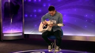 George Shaid - The Blower's Daughter - Idol Sverige 2013 (TV4)