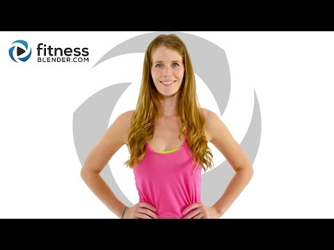 Bodyweight HIIT Cardio Workout - Sweaty At Home Cardio HIIT (no equipment)