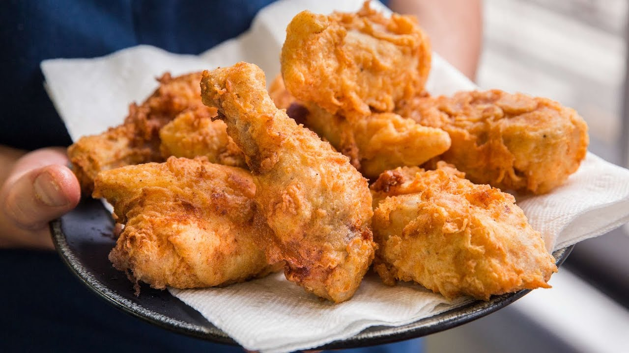 You've Been Making Fried Chicken Wrong This Whole Time