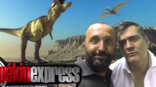 Vidéo Steph et moi casting Pekin express