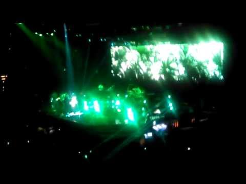 HD Gorilla- Bruno Mars Xcel Energy Center MN 7/14/13