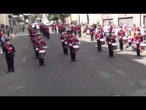 William King Memorial (P5) @ Derry Day 2014