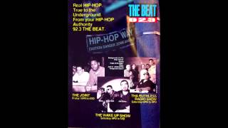 The Ruthless Radio Show - Eazy E - 1993,1994 Julio G, DJ Yella,Slow Pain, JV,