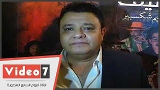 المخرج خالد جلال: العمل مع الشباب ممتع وأتوقع نجاح طلاب جامعة المستقبل