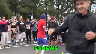 Fastest Manny Pacquiao Ever! Check Out Full Morning Workout - EsNews Boxing