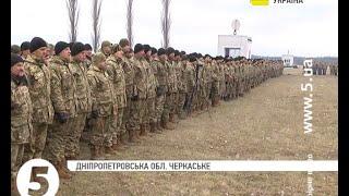 Бійці 93-ї ОМБр повернулися із найгарячіших точок Донбасу