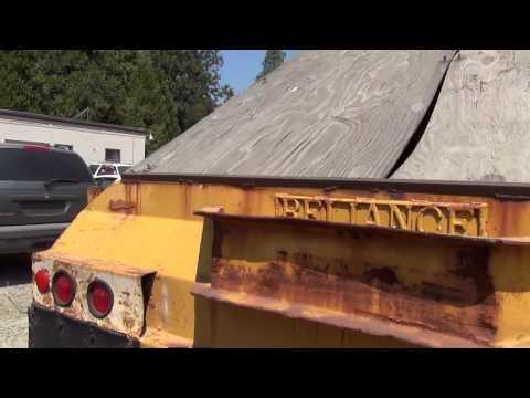 Nevada County Surplus Auction - Lot 901: Reliance Trailer