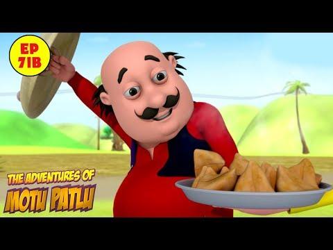 Motu Patlu | The Giant Roses  | Motu Patlu in Hindi thumbnail