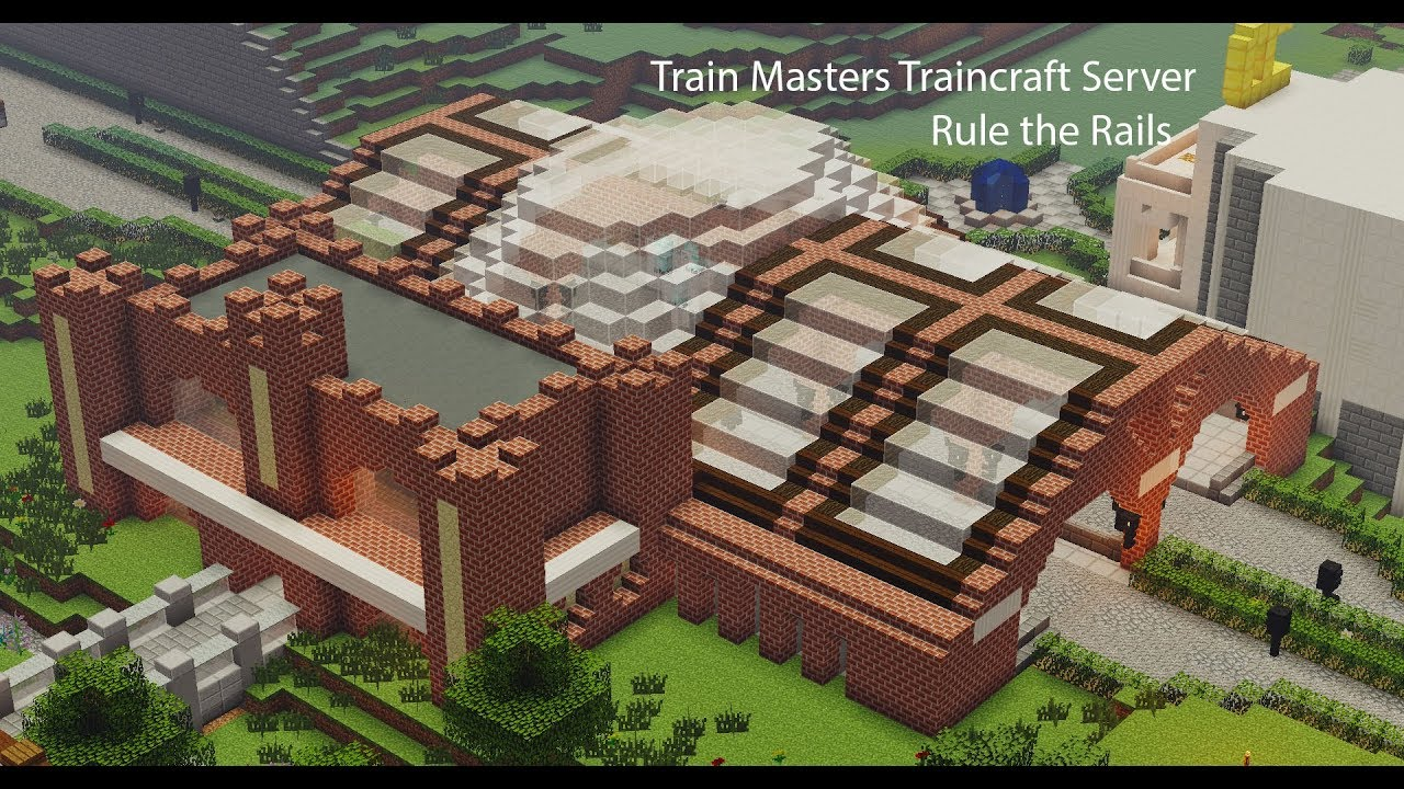 Traincraft Server