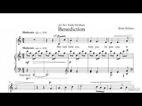 Benediction - Brian Holmes