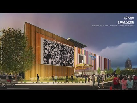 Motown Museum to undergo $50 million expansion, renderings show massive addition and theater