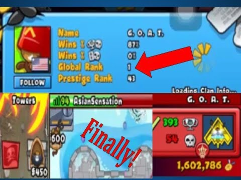 Bloons TD Battles | Finding Some Good Opponents!