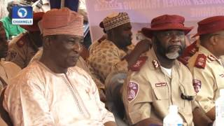 View From The Top Interviews FRSC Corp Marshal; Boboye Oyeyemi Pt 1