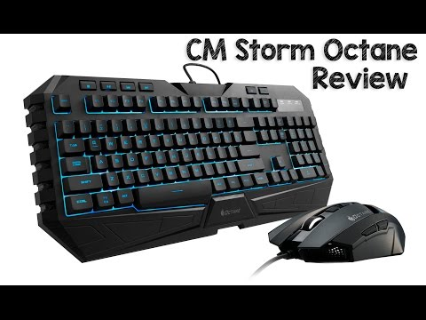 4b9f3060f4a Cooler Master CM Storm Octane Gaming Keyboard and Mouse Review and  Specifications ~ Computers and More | Reviews, Configurations and  Troubleshooting