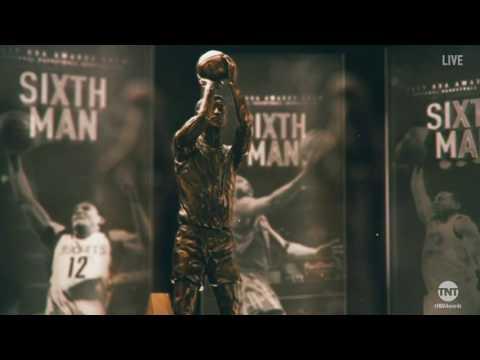 Kia Sixth Man Of The Year Award - 2017 NBA Awards
