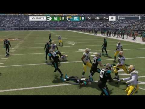 Jacksonville Jaguars VS Green Bay Packers