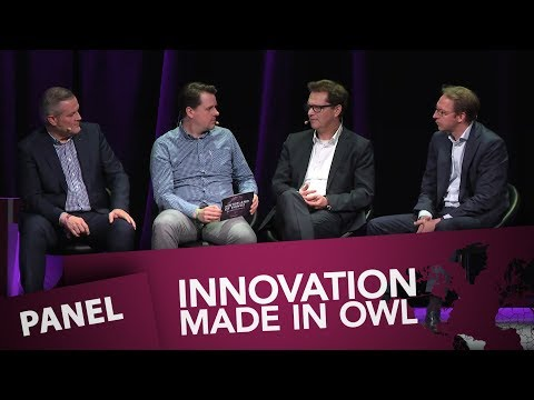 Innovation made in OWL - Panel