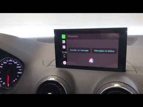 Car Play Android Auto te lee tus Whatsapp FORCIA Equipamiento Automtor