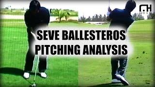 Seve Ballesteros: Pitching Technique